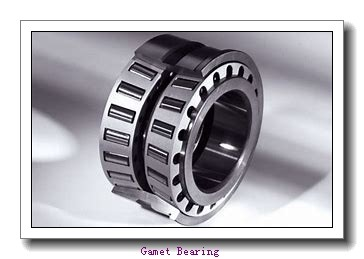 Gamet 140085/140140H tapered roller bearings