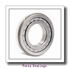 35 mm x 80 mm x 21 mm  Fersa 6307-2RS deep groove ball bearings