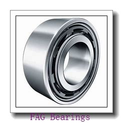 55 mm x 140 mm x 33 mm  FAG 6411 deep groove ball bearings