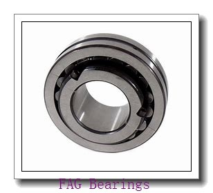 17 mm x 47 mm x 19 mm  FAG 32303-A tapered roller bearings
