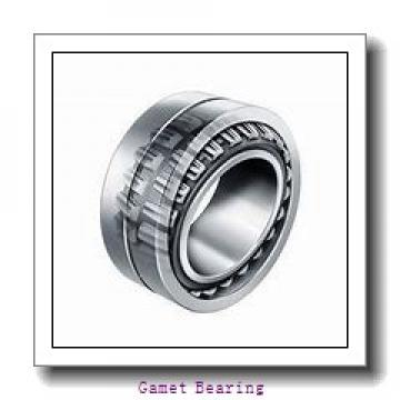93,663 mm x 152,4 mm x 33,75 mm  Gamet 131093X/131152XP tapered roller bearings