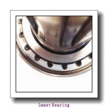 76,2 mm x 120,65 mm x 29 mm  Gamet 123076X/123120XC tapered roller bearings
