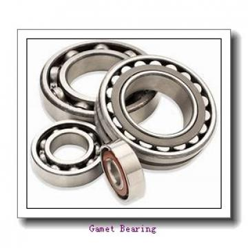 34,925 mm x 76,2 mm x 26 mm  Gamet 100034X/100076X tapered roller bearings