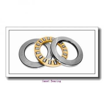 95 mm x 152,4 mm x 42 mm  Gamet 160095/160152XP tapered roller bearings
