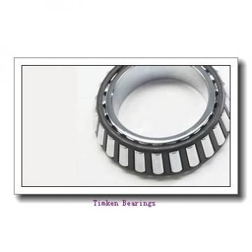 53,975 mm x 95,25 mm x 28,575 mm  Timken 33895/33821 tapered roller bearings