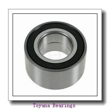 Toyana 63207-2RS deep groove ball bearings