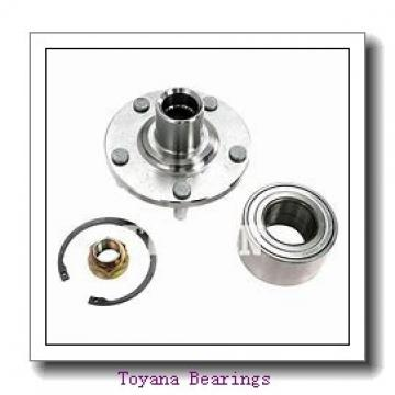 Toyana CRF-32209 A wheel bearings