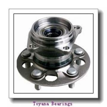 Toyana 61704 deep groove ball bearings
