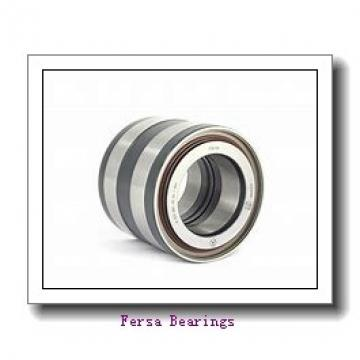 15 mm x 35 mm x 11 mm  Fersa 6202-2RS deep groove ball bearings