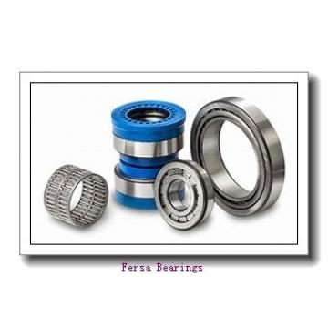 60 mm x 130 mm x 31 mm  Fersa F19009 cylindrical roller bearings