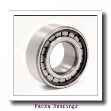 40 mm x 80 mm x 23 mm  Fersa 62208 deep groove ball bearings