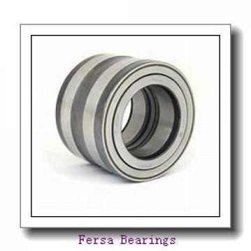 25 mm x 47 mm x 12 mm  Fersa 6005-2RS deep groove ball bearings