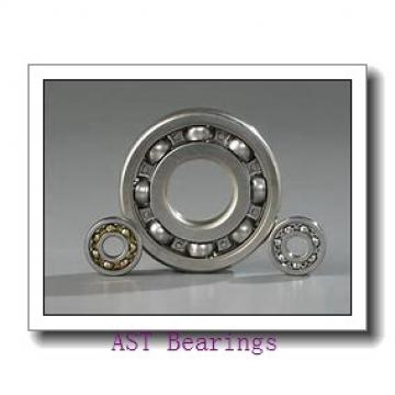 AST GEEM80ES-2RS plain bearings
