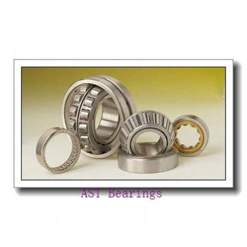 AST GE55ET-2RS plain bearings