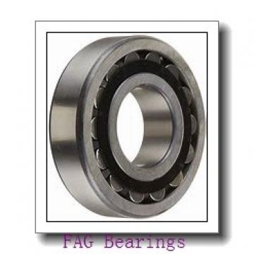 40 mm x 90 mm x 26 mm  FAG SA1016 deep groove ball bearings