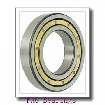 110 mm x 170 mm x 28 mm  FAG B7022-C-T-P4S angular contact ball bearings