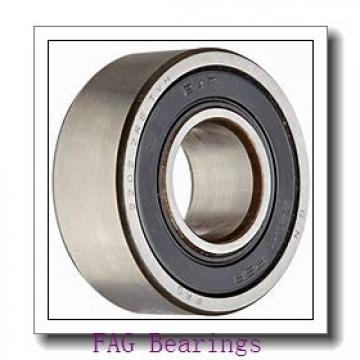 25 mm x 52 mm x 15 mm  FAG 7602025-TVP thrust ball bearings