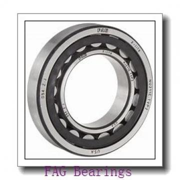 29 mm x 53 mm x 37 mm  FAG RW407 tapered roller bearings