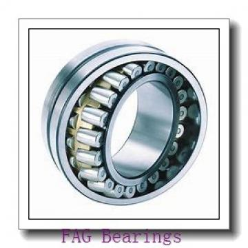 110 mm x 240 mm x 57 mm  FAG 31322-X tapered roller bearings