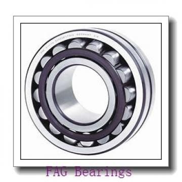 40 mm x 80 mm x 38 mm  FAG 534682B tapered roller bearings