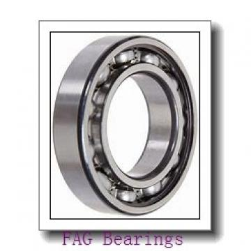 40 mm x 80 mm x 40 mm  FAG SA0079 angular contact ball bearings