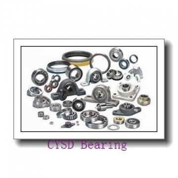 160 mm x 220 mm x 36 mm  CYSD 32932*2 tapered roller bearings
