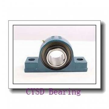 25,4 mm x 50,8 mm x 12,7 mm  CYSD R16-Z deep groove ball bearings