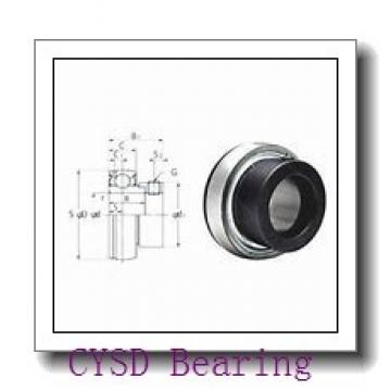 100 mm x 140 mm x 20 mm  CYSD 7920C angular contact ball bearings