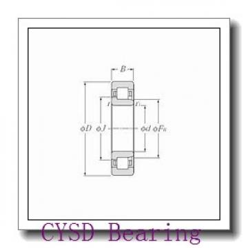 70 mm x 125 mm x 24 mm  CYSD 30214 tapered roller bearings