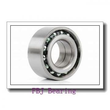 25,4 mm x 50,8 mm x 14,2875 mm  FBJ 1641-2RS deep groove ball bearings