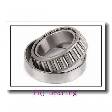 45 mm x 100 mm x 39,7 mm  FBJ 5309 angular contact ball bearings