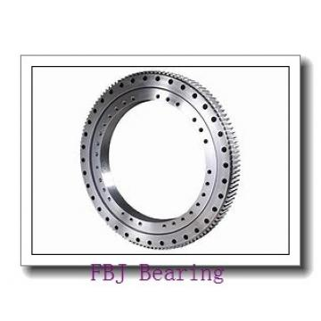 85 mm x 150 mm x 28 mm  FBJ QJ217 angular contact ball bearings