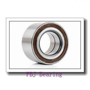90 mm x 140 mm x 24 mm  FBJ NU1018 cylindrical roller bearings