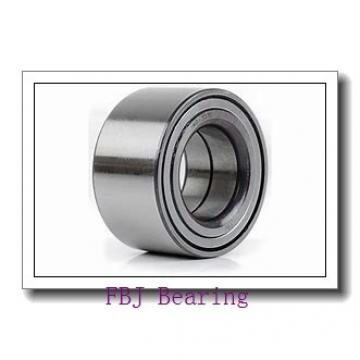 5 mm x 11 mm x 4 mm  FBJ MR115ZZ deep groove ball bearings
