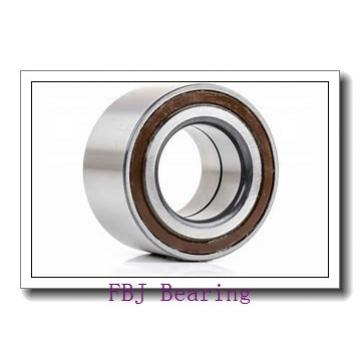 7 mm x 17 mm x 5 mm  FBJ 697ZZ deep groove ball bearings