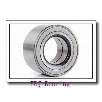35 mm x 100 mm x 25 mm  FBJ N407 cylindrical roller bearings