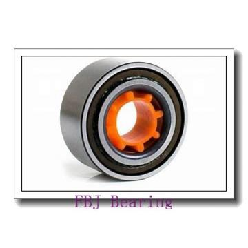 15 mm x 32 mm x 9 mm  FBJ 6002 deep groove ball bearings